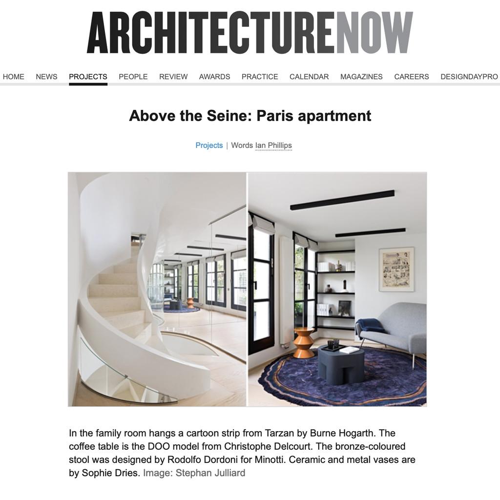 SOPHIE DRIES ARCHITECT PRESS